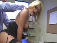 جنس: في المكتب, نيك جامد, سكيرتيرات