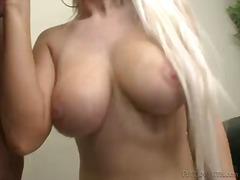 Porno: Polykání, Blondýnky