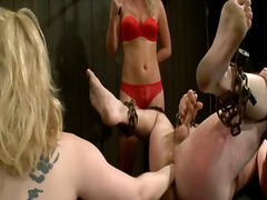Porr: Bdsm, Strap-On-Dildo, Dominant Kvinna