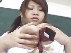 פורנו: זיון ציצים, חזה גדול, אסיאתיות, יפניות