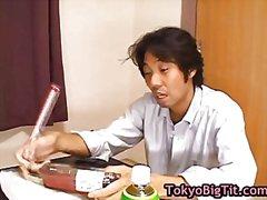 جنس: يابانيات, آسيوى, بزاز, نكاح اليد