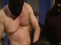 Porno: Büyük Göğüsler, Yumruklama, Sarışın