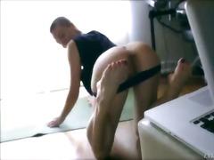 Porno: Ayaq Fetişi, Amcıq