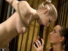 Porn: Lésbicas, Bdsm