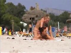 Pornići: Lezbijke, Anal, Fisting, Plaža