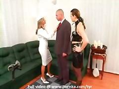 Porr: Fetisch, Dominant Kvinna