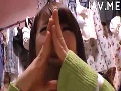 პორნო: იაპონელი, სპერმის ამონთხვევა