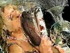 Porn: Fetiš Na Stopala, Blondinka, Nogavice, Lezbijka