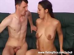 Porn: Fisting, Vagina, Ekstremno, Seks V Odprto Ritko