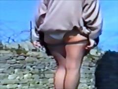 ポルノ: スカート盗撮, ソフトコア, 褐色美人, ストッキング