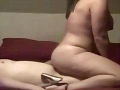Porno: Arxadan, Köhnə Qız, Sik