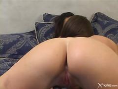 Porn: Postelja, Bikinke, S Prsti, Lezbijka