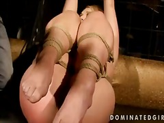 Porn: Blondinka, Bdsm