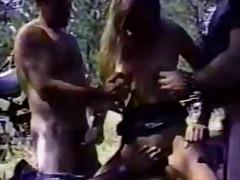 Порно: Сред Природата, Масов Секс, Шибане