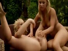 Porn: Csajok, Leszbi, Szőkék