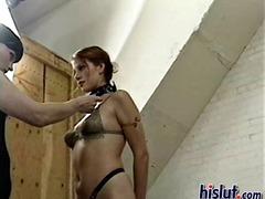 Porno: Skllavizëm, Threesome, Dominimi
