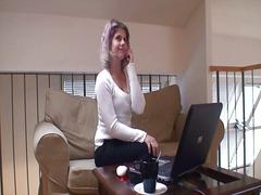Porno: Mammas, Krāpšana, Pusmūža Sievietes, Vecmāmiņas