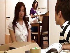 Lucah: Orang Asia, Orang Jepun, Pasangan