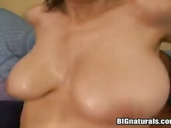 Hot dark-haired girl with gorgeous huge natural breasts brianna bragg and her new fucker josh