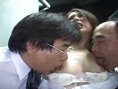 Porno: Vagina, Japans, Sex Met Z'n Drieën, Hard