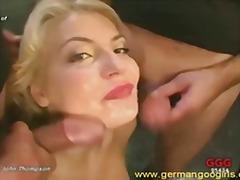 Porno: Avropa, Udmaq, Sifətə Tökmək, Yığma