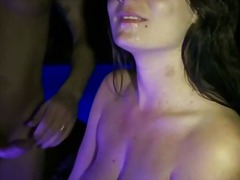 جنس: راغبات, حمام السباحة, الجنس فى مجموعة, واقعى