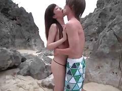 Porno: Al Aire Libre, Playa, Asiático, Japonés