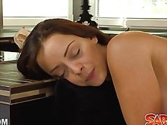 Porn: Masturbacija, Analno