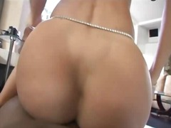 Porno: Punto De Vista, Hardcore, Tetas Grandes, Interracial