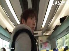 Lucah: Awam, Orang Jepun, Orang Asia, Luar Rumah