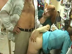 Porno: Starší Ženy, Babičky, Velký Prsa, Zralý Ženský