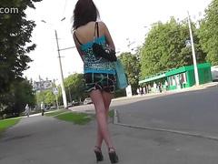 Pornići: Tinejdžeri, Guza, Suknja, Brineta