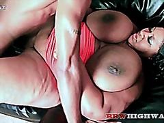 Porn: Velike Joške, Debela Dekleta, Starejše Ženske, Temnopolti