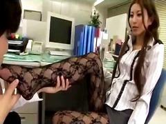 جنس: حب الأرجل, فتشية, آسيوى, سكيرتيرات