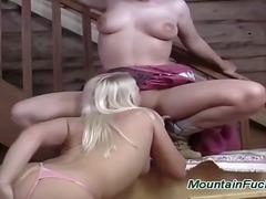 포르노: 조개, 레즈비언, 소녀, 레즈비언
