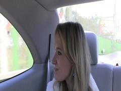 جنس: بنات جميلات, أفلام منزلية, في السيارة