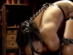 Porno: Bandažas, Plekšnojimas, Šikna, Juodaodės