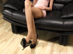 جنس: حب الأرجل, تقييد وسادية, صهباوات, خبيرات
