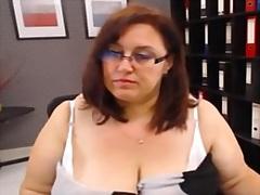 Porno: Yaşlı, Vebkamera