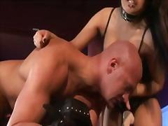 Porno: Strapon, Sado Dhe Maho Skllavizëm, Femra Dominon, Bisexuale