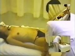 Porno: Slēptā Kamera, Kameru, Masāža