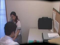 Porno: Students, Skolotāja