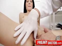 Porno: Gynekologie, Vyholený, U Doktora, Píča
