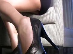 پورن: دید از بالا, تحقیر کردن, معشوقه, زبون زدن
