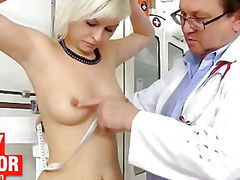 Porno: Sygehussex, Nærbillede, Fisse, Læge