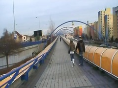Porno: Tüdruk, Tšehhi, Avalikus Kohas, Euro