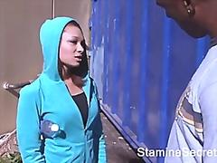 Pornići: Crnkinje