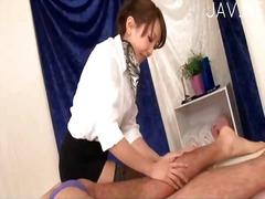 Порно: Високи Чорапи, Секси Женска Облека, Азиски, Масажа