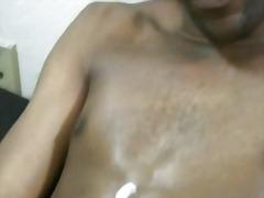 Porno: Ébano, Masturbándose, Varones, Gay