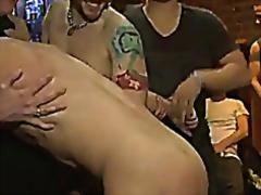 色情: 群体性交, 男同性恋